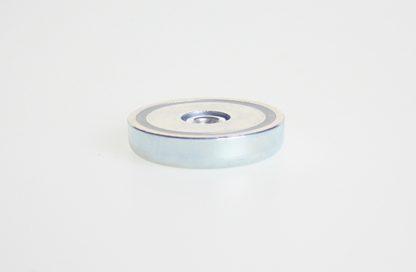 krachtige magneet ten behoeve van vetspuit